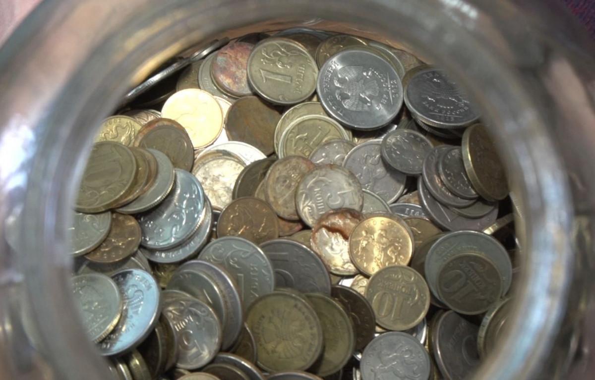 Жители Кузбасса за один день насобирали мелочью почти 2 млн рублей
