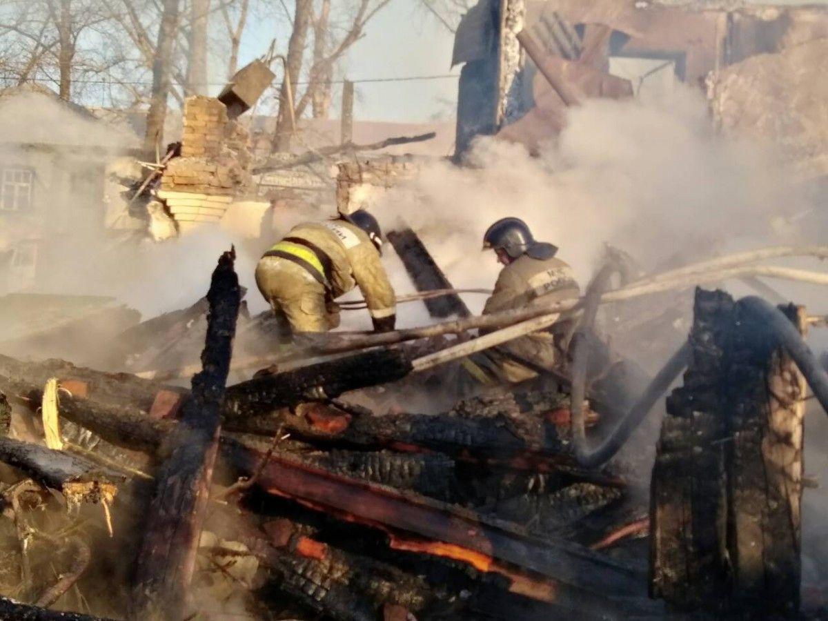 В Прокопьевске за месяц при пожарах погибли 6 человек: как подстраховаться на случай ЧП