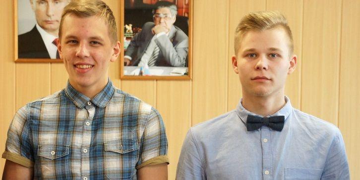 В Кузбассе наградили подростков, которые помогли задержать преступника