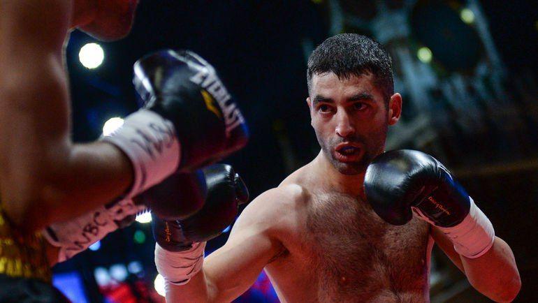 Михаил Алоян завоевал титул чемпиона по версииWBA International