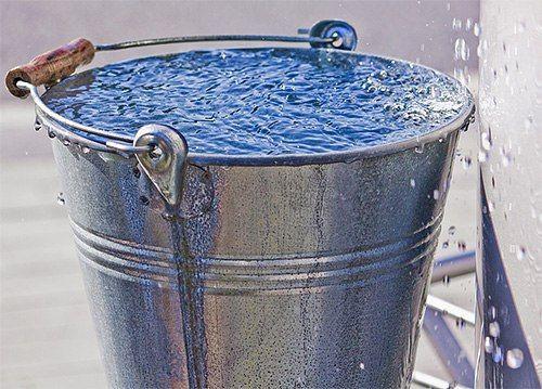 Сделайте суточный запас воды!