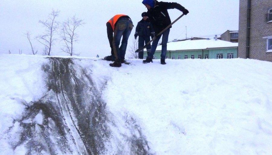 В Кузбассе начал действовать «Снежный патруль»