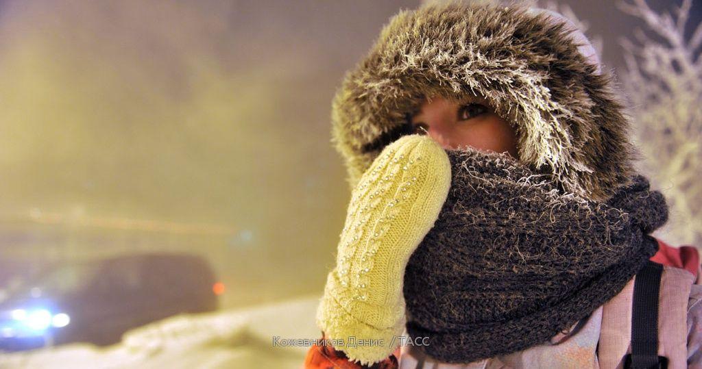 Синоптики: в ближайшие ночи в Кузбассе местами похолодает до -32°С