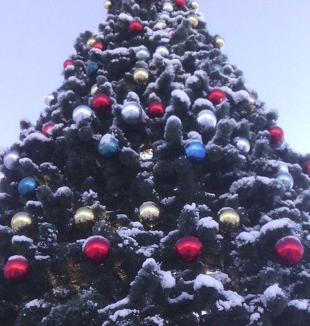 В Прокопьевске состоится торжественное открытие снежных городков