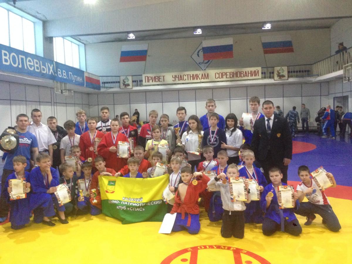 Прокопьевские универсальные бойцы завоевали звание лучших в области