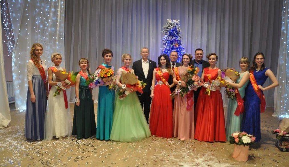 В Прокопьевском районе выбрали самую красивую и грациозную девушку