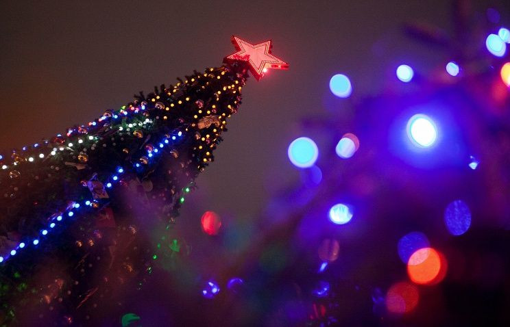 Синоптики составили прогноз погоды на новогоднюю ночь