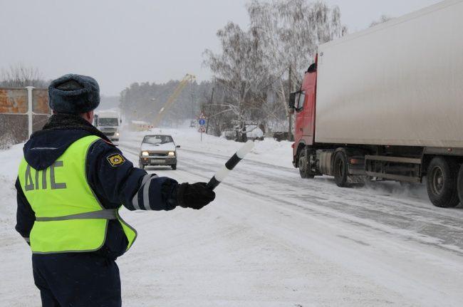 В Кузбассе за год от управления отстранили 15 тысяч нетрезвых водителей