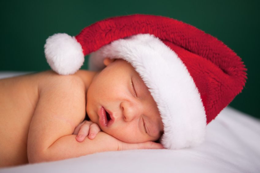 Сколько детей появилось на свет в Прокопьевске в Рождество
