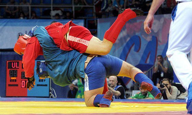 Прокопьевские самбисты привезли награды престижных соревнований