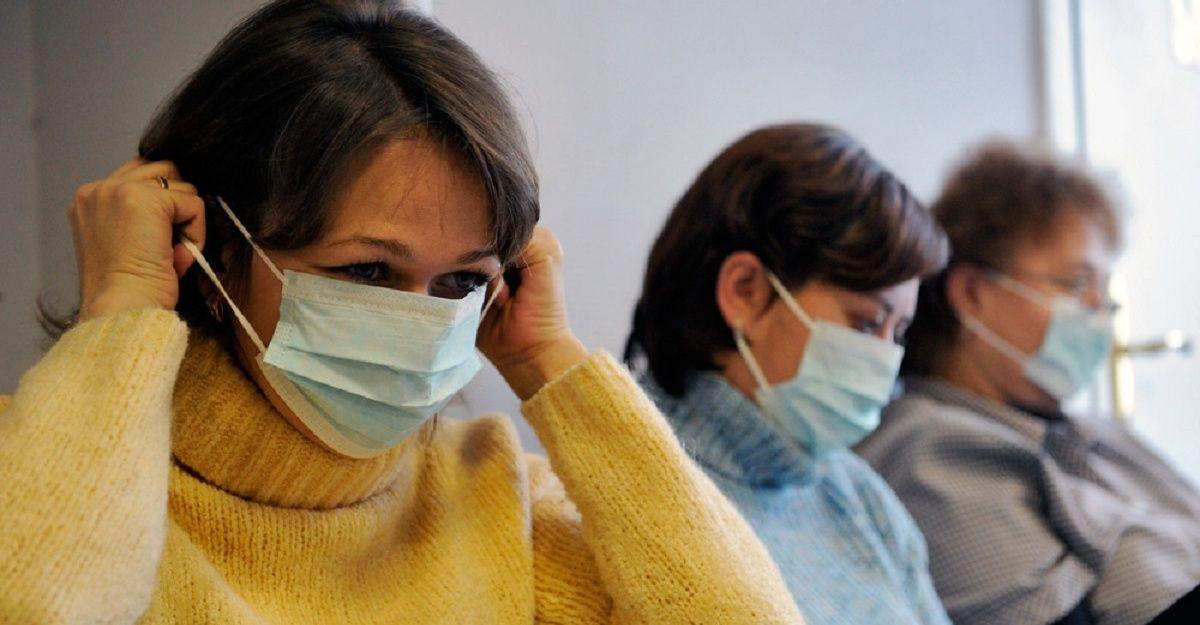 В Кузбассе зарегистрированы первые заболевшие гриппом