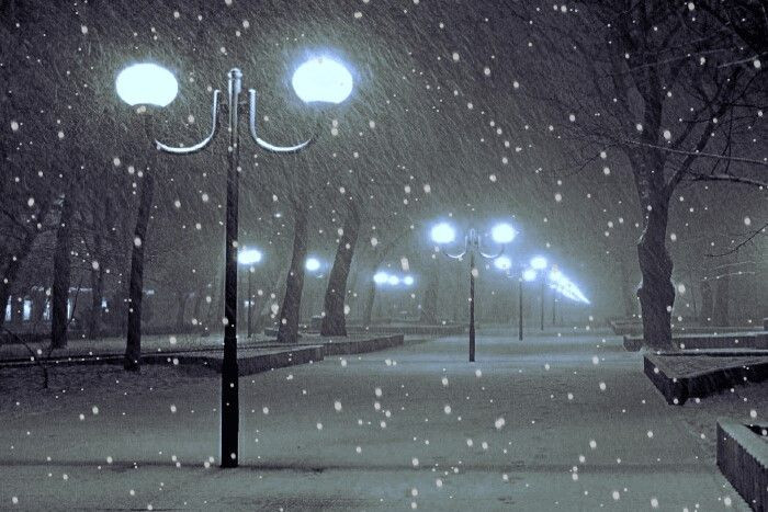 В Кузбассе за 1,5 суток выпало 2 декадные нормы снега