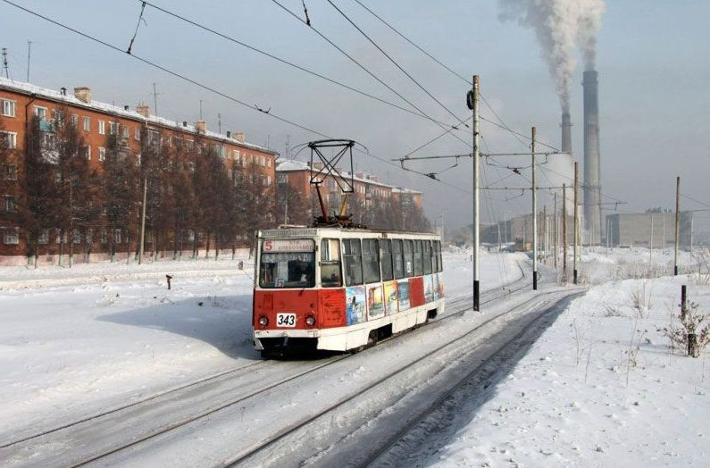 Проезд вобщественном транспорте сделают бесплатным вчесть 75-летия Кузбасса