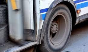 В Прокопьевске водитель автобуса зажал дверьми руку несовершеннолетнего пассажира