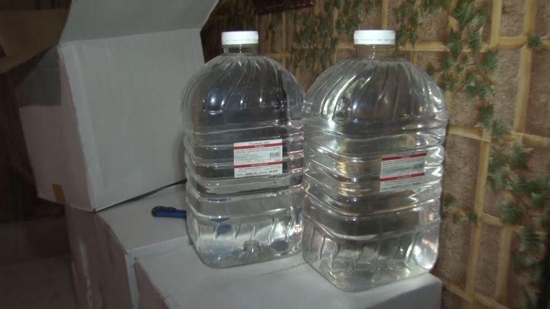 В Кузбассе из незаконного оборота изъято 5 тонн поддельной алкогольной продукции