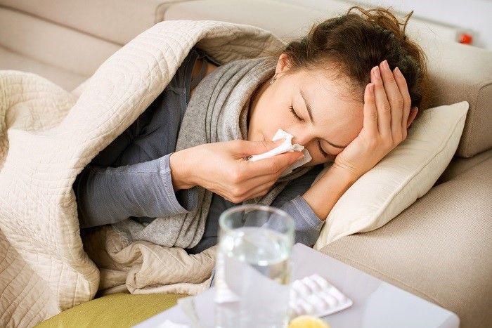 В Кузбассе более 12 тысяч человек заболели ОРВИ за неделю