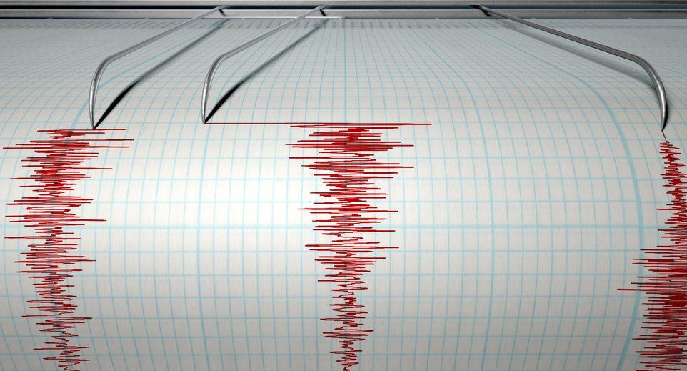 В Кузбассе за ночь зафиксировано два землетрясения