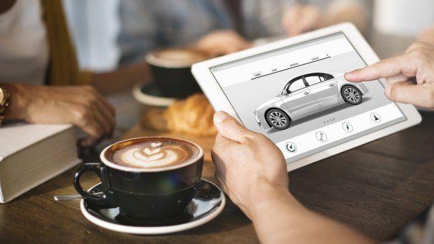 Трое прокопчан пытаясь купить авто через Интернет, потеряли деньги