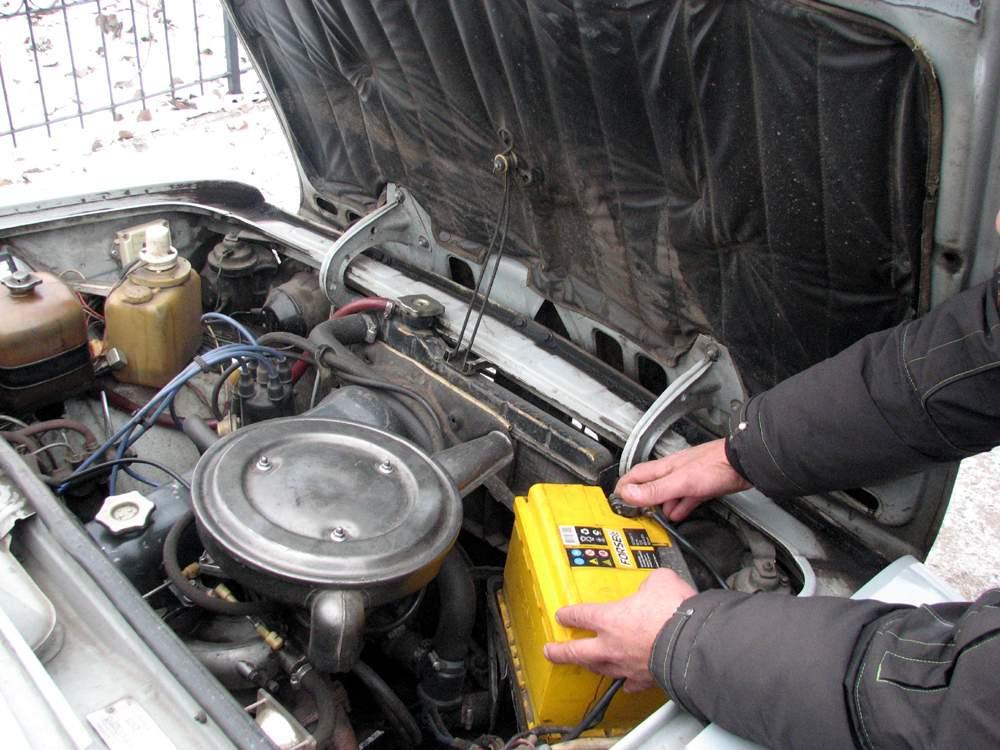 Кузбассовец угнал автомобиль ради аккумулятора