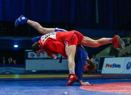 Прокопчанин успешно выступил на Международном турнире по боевому самбо