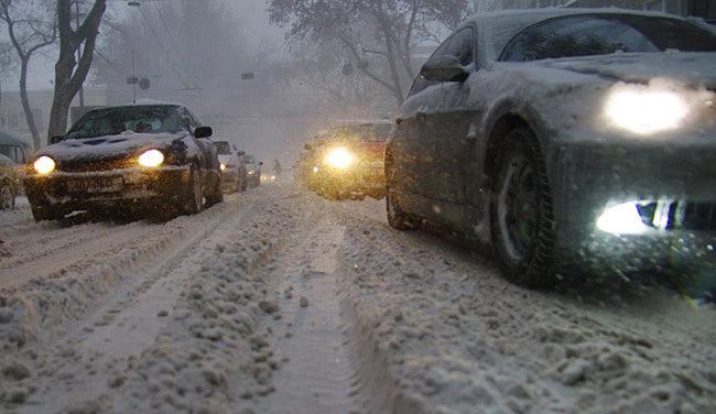 Синоптики предупреждают об ухудшении метеоусловий