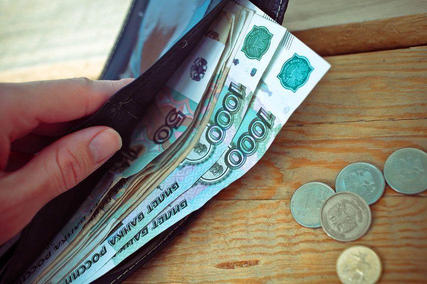 Как за год в Кузбассе изменилась среднемесячная  зарплата