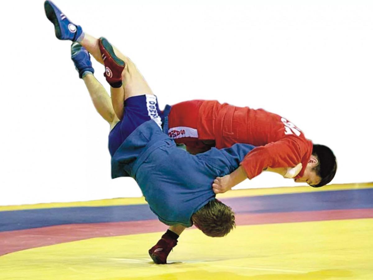 Больше 20 медалей привезли прокопчане с первенства Кузбасса по самбо
