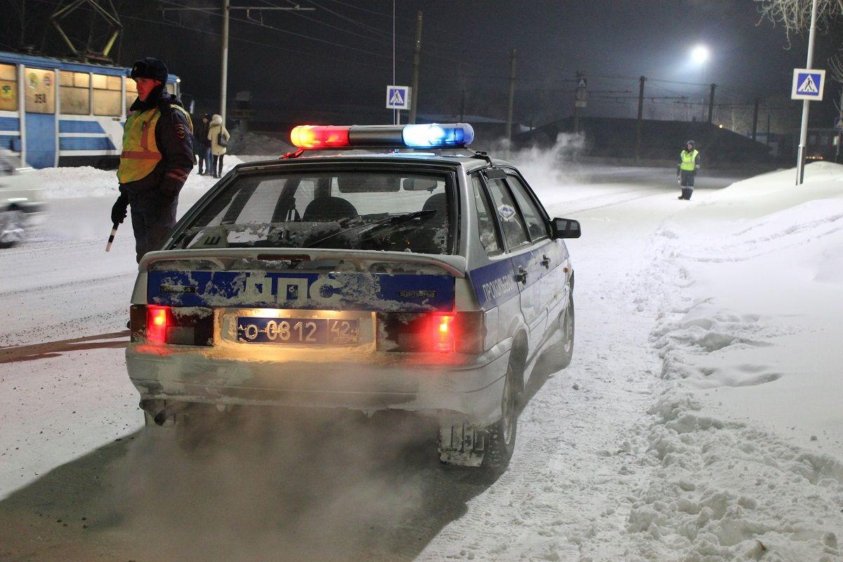 ГИБДД Прокопьевска назвала самые частые причины ДТП в городе