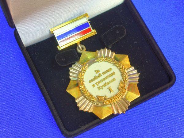 Две прокопчанки получили областные награды