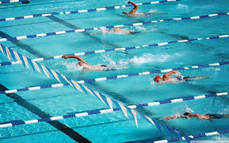 Прокопьевские пловцы успешно выступили на этапе Кубка Сибири