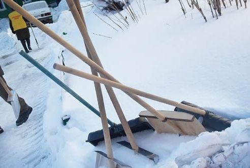 В Кузбассе в течение двух дней пройдет масштабная уборка снега