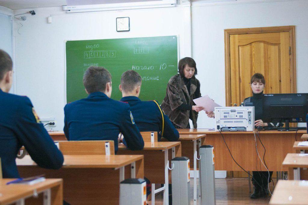 В Кузбассе школьники досрочно сдают ЕГЭ