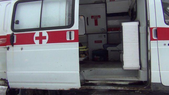 В Прокопьевске из окна 2 этажа выпал мужчина