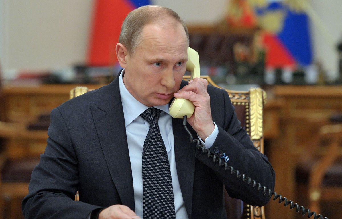 Владимир Путин поблагодарил Амана Тулеева за многолетнюю работу