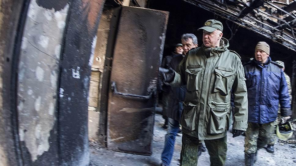 """В деле о пожаре в ТРЦ """"Зимняя вишня"""" появились новые свидетели"""