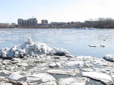 Гидрологи рассказали о ледоходе в Кузбассе