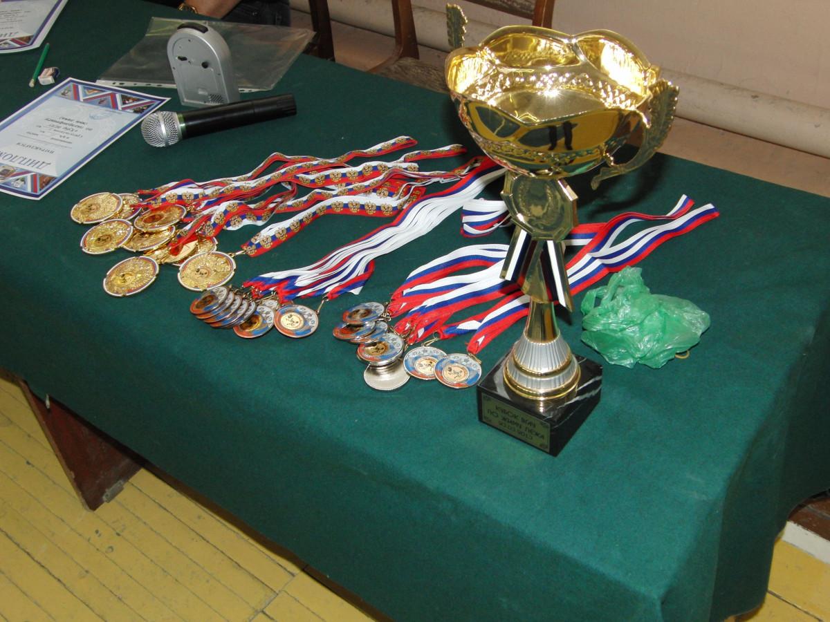 В Прокопьевскесостоялся чемпионат города по жиму лежа