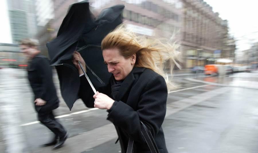 МЧС Кузбасса передает штормовое предупреждение
