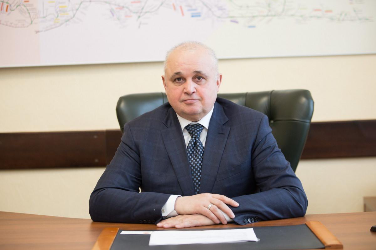Врио губернатора Сергей Цивилев зарегистрировался в социальной сети