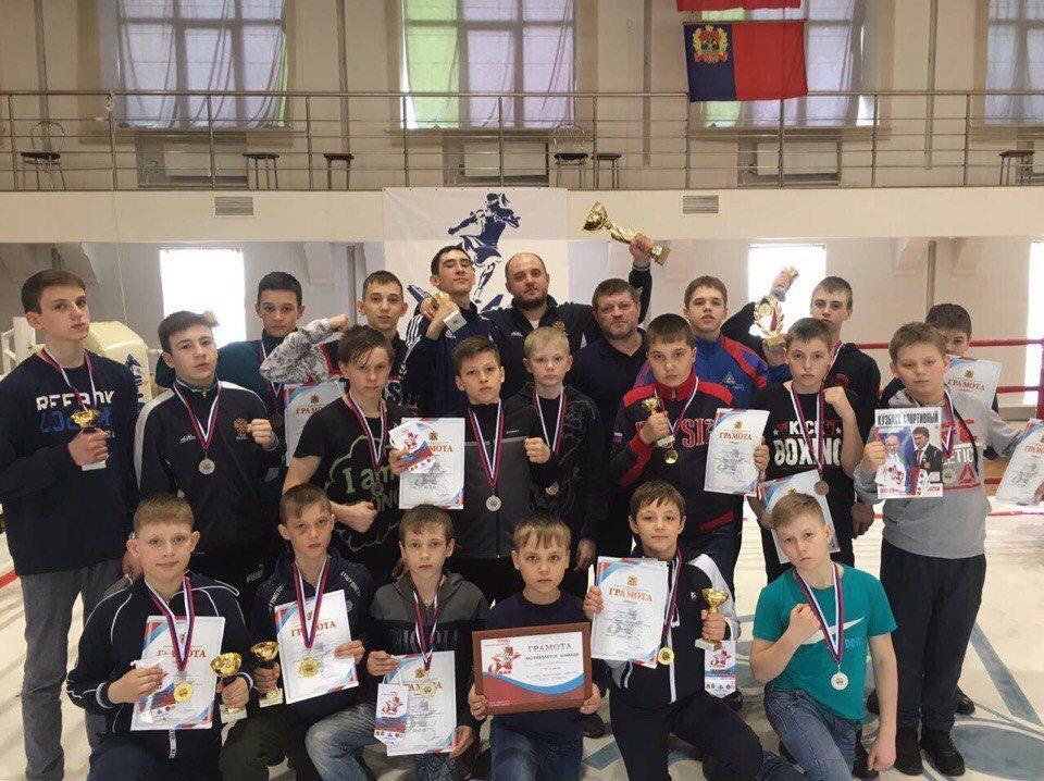 42 LEGION стал призером Кубка Кузбасса по тайскому боксу