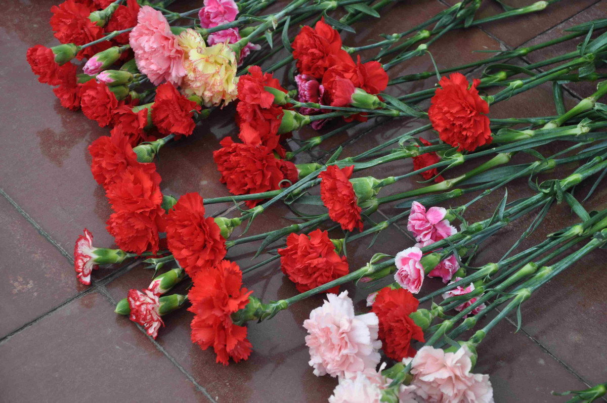 В Прокопьевске состоялась акция памяти
