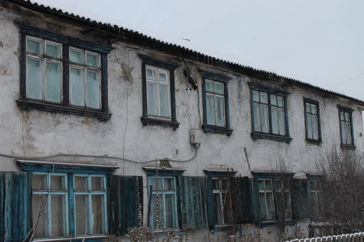 Активисты ОНФ добиваются расселения людей из опасного для проживания дома в Прокопьевске