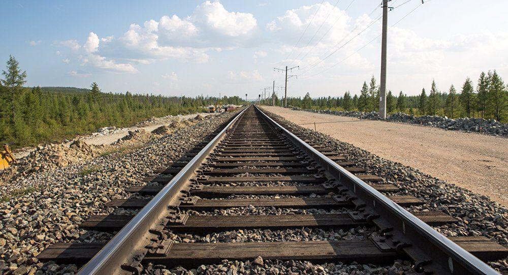 ВНовокузнецком районе поезд наехал наавтомобиль, пострадала женщина