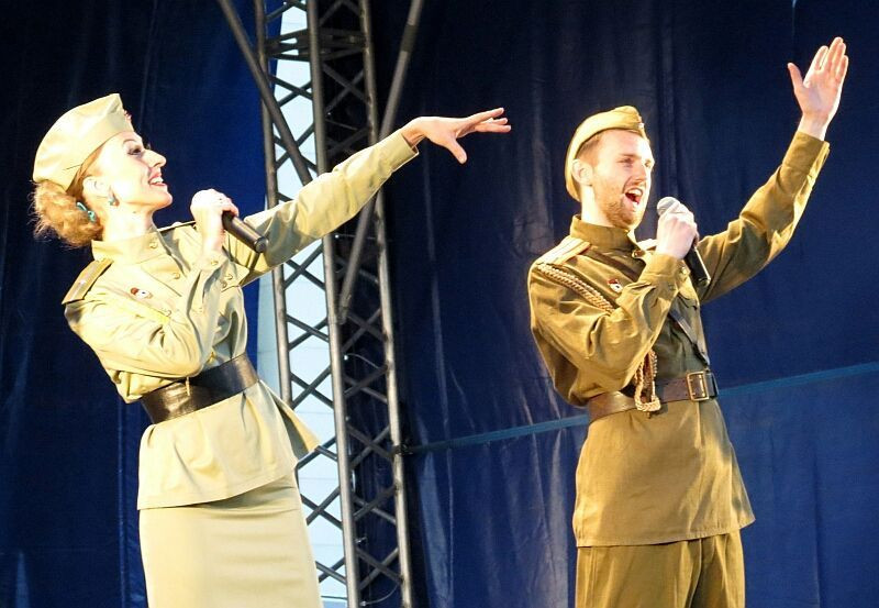 В Прокопьевске состоится городской праздник, посвященный Дню Победы