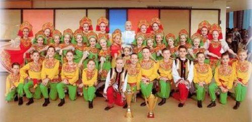 Прокопьевский ансамбль народного танца стал победителем Международного фестиваля-конкурса