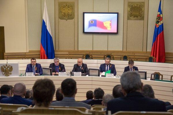 Сергей Цивилев обсудил с угольщиками перспективы развития отрасли и региона