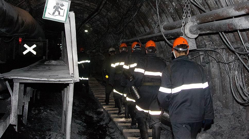 На шахте Кузбасса произошел пожар