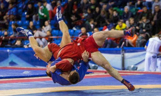 Прокопьевские спортсмены стали призерами международного турнира по самбо