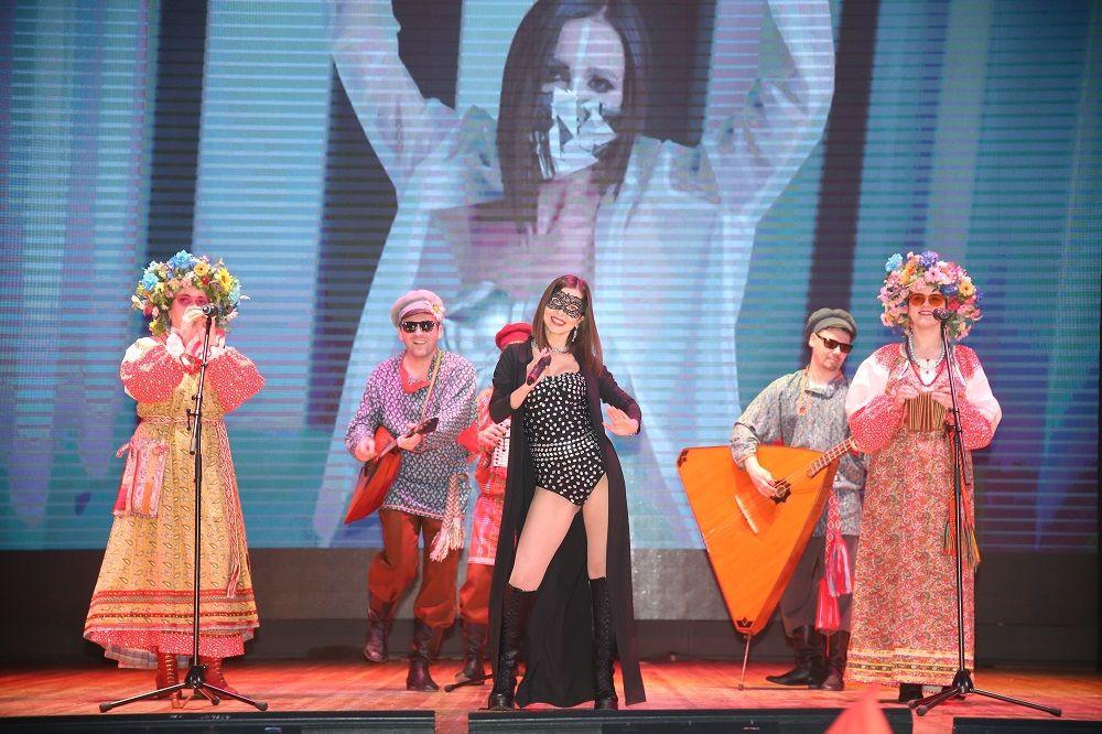 «Алло, мы ищем таланты»: состоялся I городской фестиваль-конкурс творчества среди трудящихся Прокопьевска