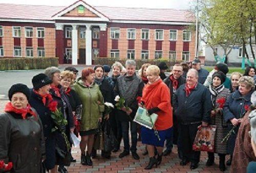 В Прокопьевске открыта мемориальная доска в честь Маргариты Маминой